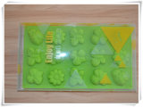 Bakeware Silicone Muffin Pan Cake Mould for Cookies (VR14007)