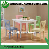 5PC Wooden Children Furniture Sets for Nursery (W-G-1078)