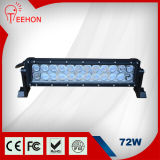 13.5inch 72W 4D Lens LED Light Bar for Offroad Cars