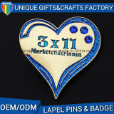 OEM Garment Metal Badge for Gift with Perfect Design