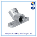 OEM/ODM Aluminum Die Casting for Elbow Connector
