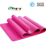 Non Slip Eco-Friendly TPE Material Fitness Yoga Mat