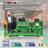 2016 New Model 200kw Biogas Generator Set