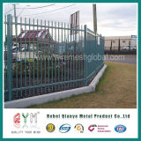 Palisade Fence/Galvanized Palisade Fence/Palisade Fence with Razor Wire