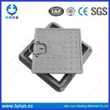 En124 SMC Composite Electrical Manhole Covers/ Sanitary FRP Manhole Cover and Frame