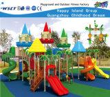 Castle Series Amusement Park Children Playground Hf-15602