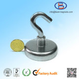 Customized NdFeB Magnetic Pot with Hook