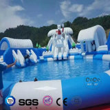 Water Slide and Pool, Inflatable Toy Style and PVC LG8099