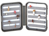 124*92*30mm Fly Box Fly Lure Box