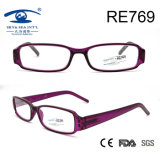 Customized Design Square Frame Reading Glasses (RE769)