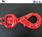 G80 Clevis Swivel Self-Locking Hook