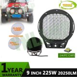 225W 9inch CREE LED Offroad Spot Driving Light for Boat
