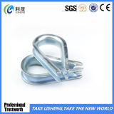 Electric Galvanized DIN6899A Wire Rope Thimble