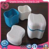 Hot Sale Colourful Plastic Dental Box Denture Box