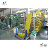 Small Cam Type Six Shuttle Plastic Circular Loom