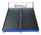 Compact Rooftop Solar Panel Flat Solar Water Heater