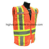 Safety Vest with ANSI107 Certificate (C2016)