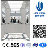 AC Vvvf Gearless Drive Passenger Elevator with German Technology (RLS-217)
