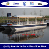 Solar Electrical Sightseeing Passenger Boat