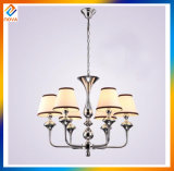 Modern LED Chandeliers & Pendant Lights with Fabric Shape