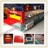 850 Corrugated Steel Panel Roll Forming Machine