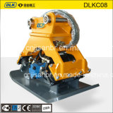 Hydraulic Pile Compactor and Road Compactor for Excavator