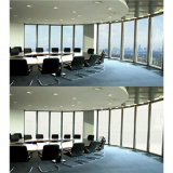 Non-Self-Adhesive Smart Film Used for Switchable Glass