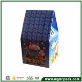 Handmade Christmas Blue Lovely Paper Gift Box