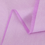 CVC 65%Cotton/35%Polyester Yarn Dyed Textile Oxford Shirt Fabric