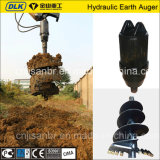 Excavator Attachments Hydraulic Earth Auger Drill