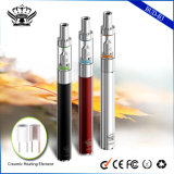 Hottest 290mAh Ceramic Heating 0.5ml Glass Tank Electronic Cigarette Vapor