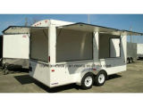 Mobile Fast Food Truck Cart Trailer