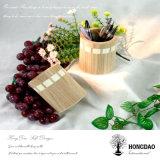 Hongdao Custom Eco-Friendly Wooden Brush Pot for School Wholesale_L