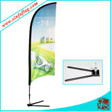 High Quality Polyester Feather Flag Teardrop Banner