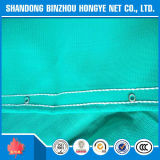 Green Color Protective Scaffolding Mesh