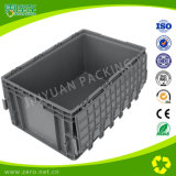 Grey Color HDPE Toyota Customized EU Container with Lid
