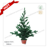 H90-125cm Giant Christmas Tree Plastic Products Home Decoration