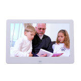 Digital Photo Frame 10 Inch HD TFT-LCD Porta Retrato Electronic Alarm Clock MP3/4 Video Movie Player Elektronischer Bilderrahmen