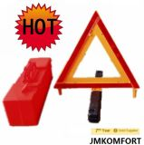 Reflective Traffic Warning Emergency Plastic Triangle Signs (JMC-200M)