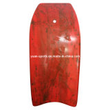 Glassfiber Bodyboard with Tint Surface Colour