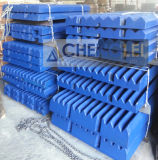 Jaw Plate, High Manganese Steel Jaw Crusher Wear Parts