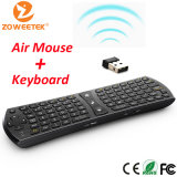 2.4G Wireless Keyboard/Computer Keyboard /Laptop Keyboard/Wireless Mouse Keyboard for PC, Smart TV, Android TV Box (ZW-51024)