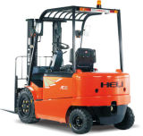 3-3.5t AC Four-Wheel Electric Counterbalaned Forklift Trucks