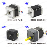 20mm Length 0.9 Deg 2 Phase NEMA14 Stepper Motor