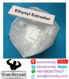 99.3% Top Grade Female Hormone Powder Ethynyl Estradiol CAS: 57-63-6
