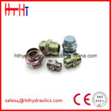 4c/4D Metirc Male 24 Degree Cone Plug Hydraulic Tube Adapter