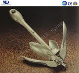 hot dipped galv. malleable casting type A folding anchor