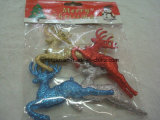 with Best Material Classic Christmas Ornaments Deer