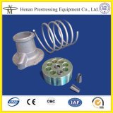 15.24mm Pretensioning Anchor Head for PT Strand Cable