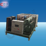 Evaporative Cooling Germany Siemens PLC Commercial Block Ice Maker